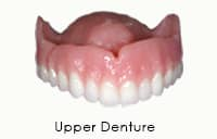 Upper Denture in Greenwich CT